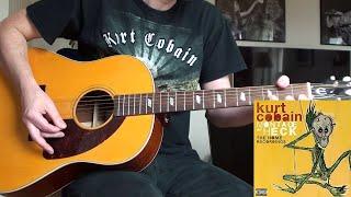 Kurt Cobain - Retreat (Guitar Cover)