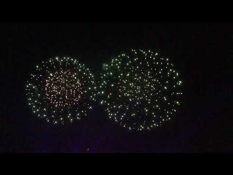 THE ENTIRE ALTON TOWERS FIREWORK SPECTACULAR DISPLAY 4/11/17