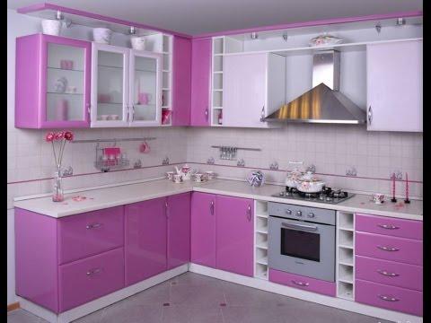 مطابخ المنيوم الرائعة Model Cuisine Moderne Youtube