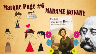 Le Marque-Page #6 : Madame Bovary - Gustave Flaubert