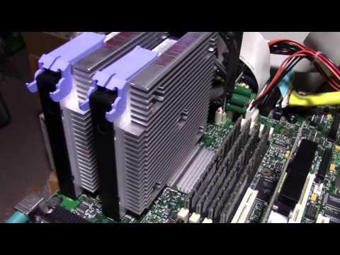 Dual Slot 2 Xeon Pentium III Benchmarks