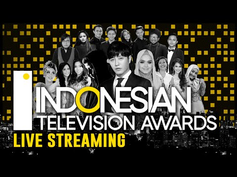 Cover Lagu Live Streaming Indonesian Television Awards 2016