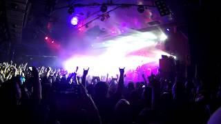 """Arch Enemy - The World Is Yours """"Live"""" (La Riviera) 20-1-2018 (4K)"""