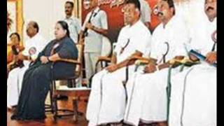 "Jayalalithaa said to AIADMK cadres to ""keep away from the betrayers"".wmv"
