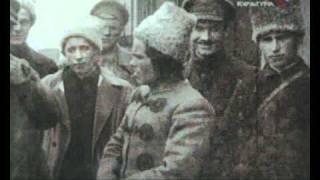 Батько Махно и казаки анархисты