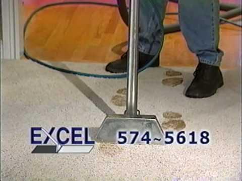 Cincinnati Carpet Cleaning - Excel Carpet Services - YouTube