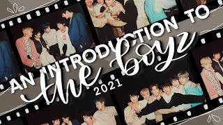 a HELPFUL introduction to THE BOYZ (2021)
