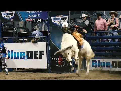 PBR 2016 Highlight Reel - Cross Insurance Arena, Portland ME