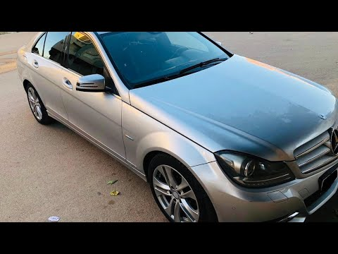 Mercedes-Benz Classe C W204  ( Facelift)