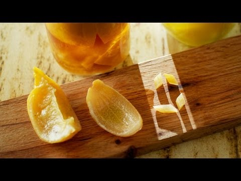 Preserved Lemons Recipe - Cook Taste Eat Ep. 2
