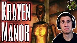 MY FAVORITE HORROR GAME EVER! | Kraven Manor Gameplay