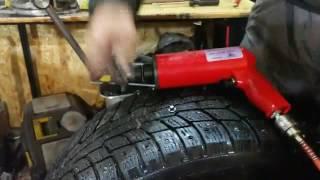 Дошиповка ремонтным шипом(Шиповка зимней., 2016-11-02T04:00:52.000Z)