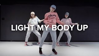 Light My Body Up David Guetta Ft Nicki Minaj Lil Wayne Sori Na Choreography