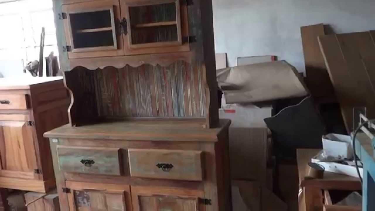 Armário de cozinha em madeira maciça  Peroba rosa  YouTube # Armario De Cozinha Madeira Macica