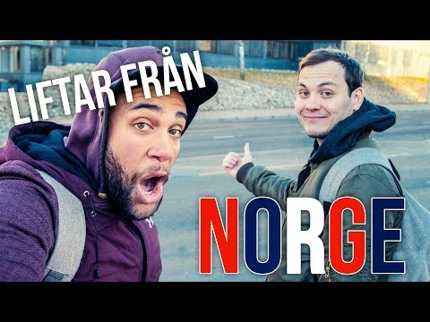 Fast i den Norska Gränskontrollen!! | VILSE I SVERIGE!