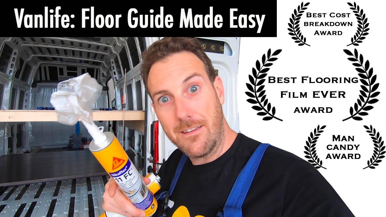 Vanlife: Flooring Installation Guide w/price breakdown