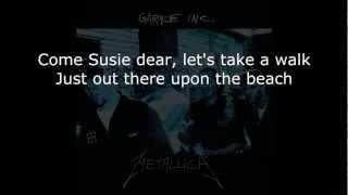 Metallica - Astronomy Lyrics (HD)