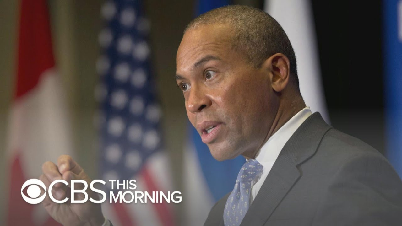 Deval Patrick running for president: Former Massachusetts governor ...