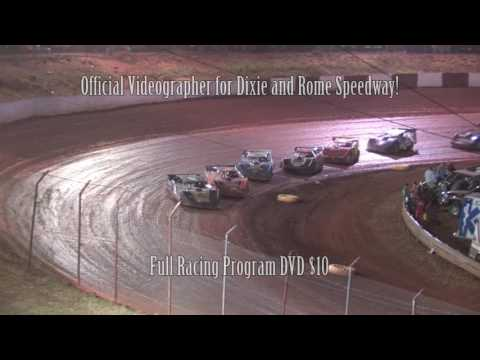 Rome Speedway 10/2/16 Lucas Oil Official Highlights!