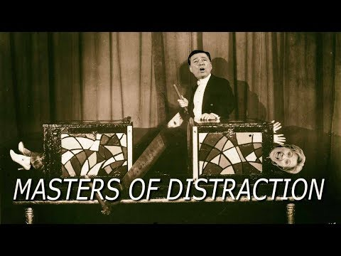 Full Show: Masters of Diversion, Distraction & Cover-Up