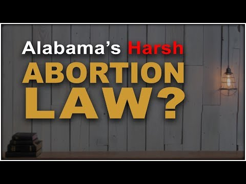 Alabama's abortion fight