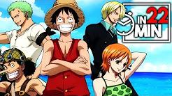 One Piece in Minuten [REIHENFOLGE]