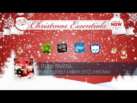 Free Download Frank Sinatra - Have Yourself A Merry Little Christmas // Christmas Essentials Mp3 dan Mp4