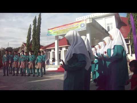 Paduan Suara SMA N Plus Propinsi Riau -(PKL Kec.Pujud, Kab.Rohil, Riau) - Ayam Putih Pungguk