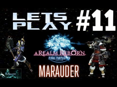 Lets Play Final Fantasy XIV ARR Part 11 [TamTara Deepcroft Dungeon]