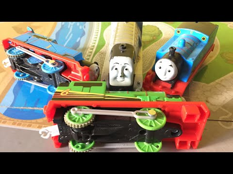 Thomas and Friends Accidents Will Happen Underwater Playtime