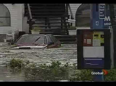 Global BC: White Rock Flooding