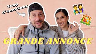 ON A UNE GRANDE ANNONCE À VOUS FAIRE !!