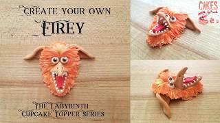 Download Video Firey Cupcake Topper Tutorial (Time Lapse) MP3 3GP MP4