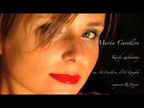 Marta Carillon - Kiedy znikniemy