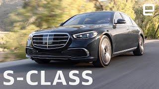 Mercedes-Benz 2021 S-Class first drive: Making tech luxurious