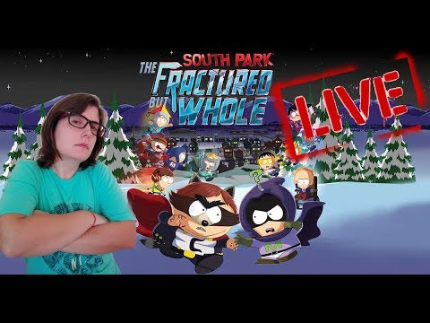LIVESTREAM South Park: The Fractured RUSH DIA 2 1K❤😍