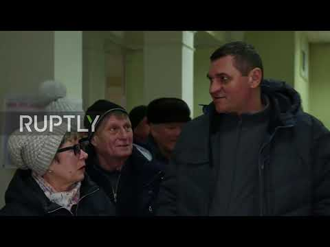 Russia: Presidential election