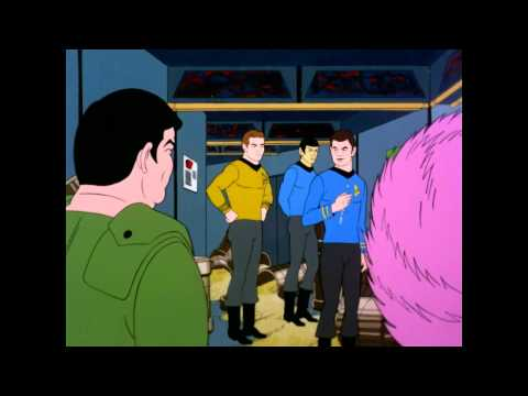 Star Trek: The Animated Series - He Did It to Us Again!