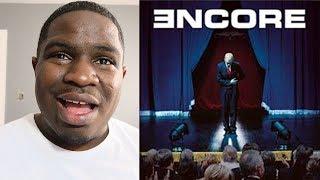 First Time Hearing Eminem Puke - Encore - REACTION.mp3
