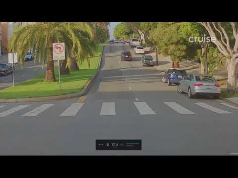 Watch A Cruise AV Drive Itself For An Hour In San Francisco