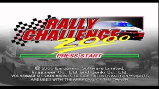 Rally Challenge 2000 Soundtrack - Race Preperation