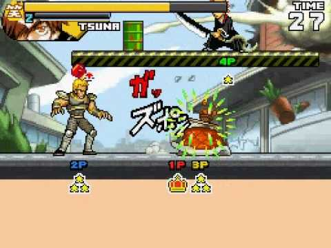 Jump Ultimate Stars Gameplay 3 Youtube