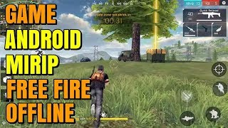 Gambar cover 5 Game Android Mirip Free Fire Offline