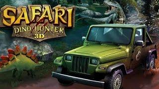 Safari Dino Hunter 3D - Android Gameplay HD