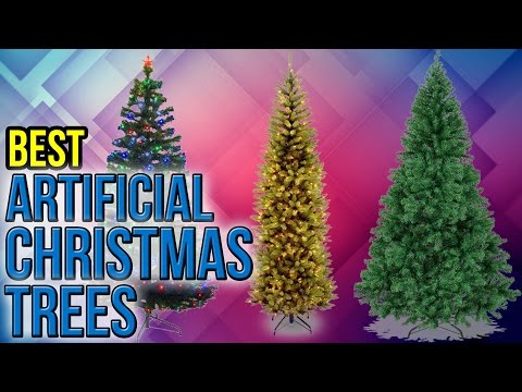 8 Best Artificial Christmas Trees 2017