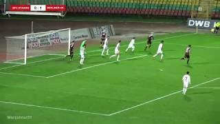 BFC Dynamo-Berliner AK,13.Spieltag 2017