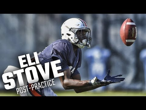Eli Stove believes Auburn receivers could be best 'ever' in school, SEC history