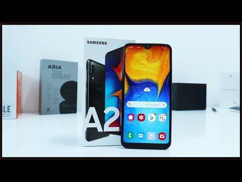Samsung Galaxy A20e Unboxing