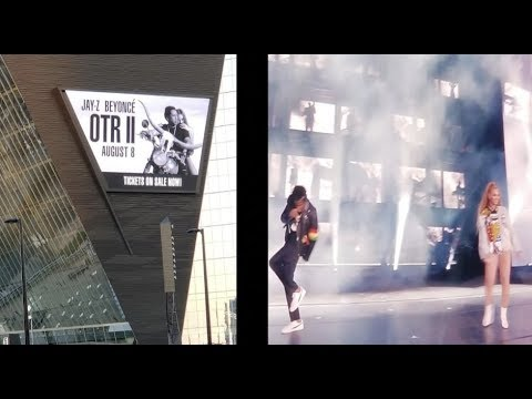 Beyonce Jay-z On the Run 2 concert review (Minneapolis US Bank Stadium)