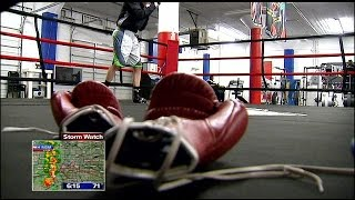 Red Oak officer to compete in boxing match airing on nat'l TV